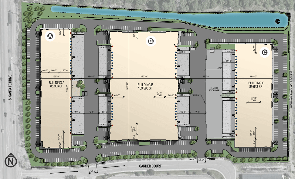 Parc Santa Fe_Masterplan